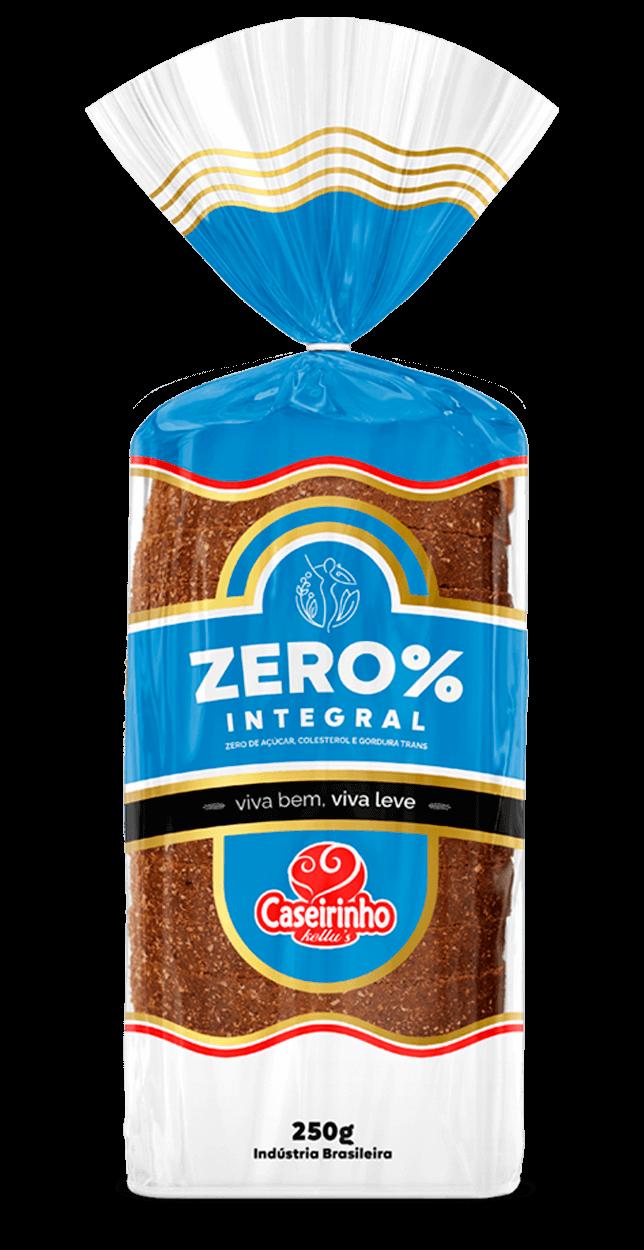 Pão Integral Zero